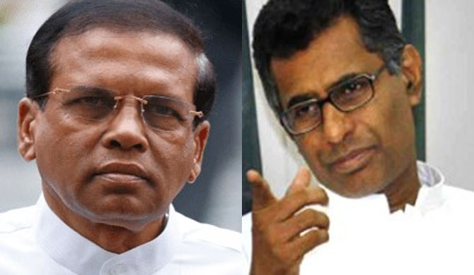 It is Maithripala Sirisena himself who was 'politically murdered' through his actions while claiming a plot to assassinate him – Patali Champika Ranawaka