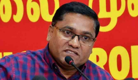 JVP says no to Marapana as foreign minister