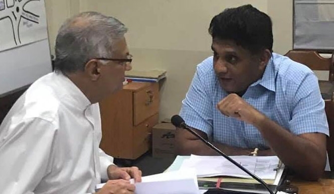 Talks successful : Sajith agreeable to Ranil's conditions!