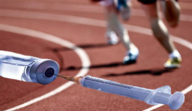 2 Lankan athletes face doping allegations!