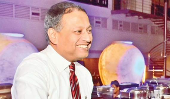 A member of the Deniyaya Ratnayake family that first took a motor car to the South