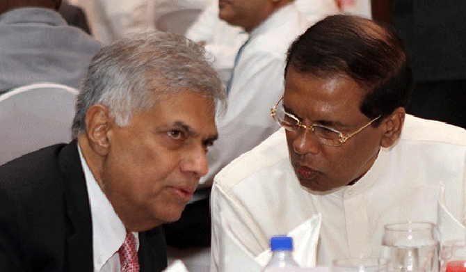 UNP turns down SLFP request over corrupt ministers