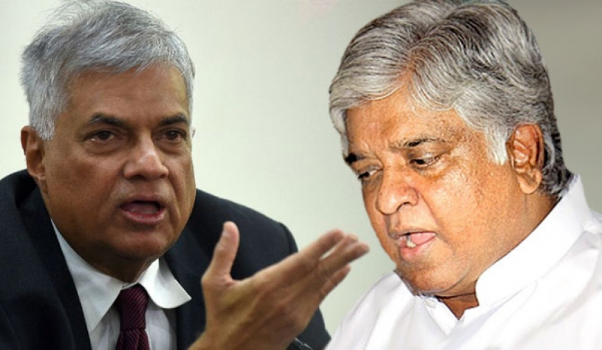 Ranil issues warning to Arjuna !
