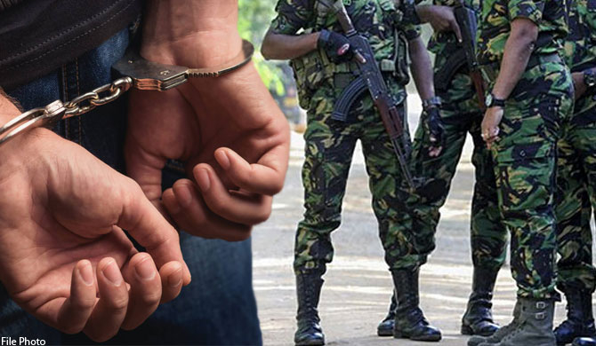 STF arrests accomplice of 'Gagana'