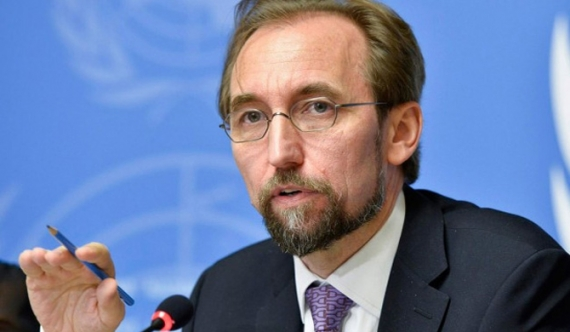 UNHRC chief calls for int'l participation in Sri Lanka