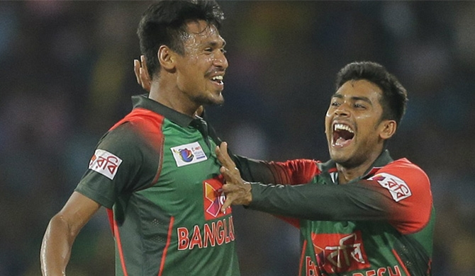 Bangladesh makes it to the final!