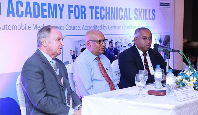 DIMO launches ground-breaking course in Automobile Mechatronics