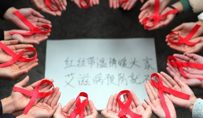 Chinese hospital infects 5 with HIV