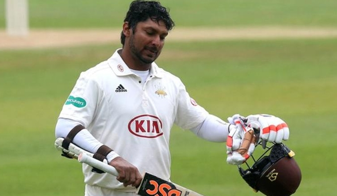 Sanga misses out on first-class centuries record