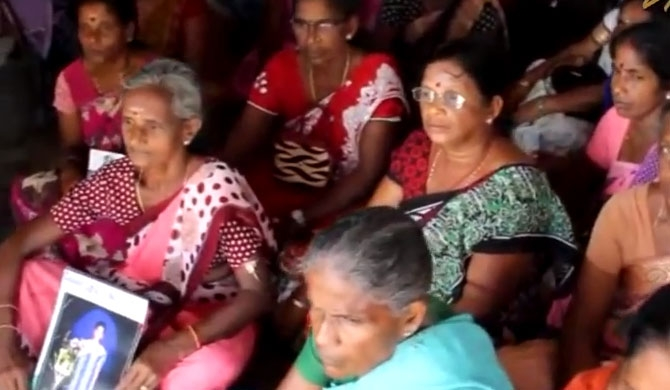 Office opened in Mullaitivu for missing persons (video)
