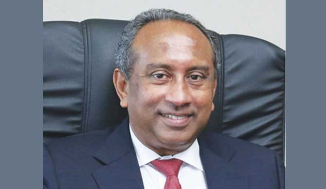 Ronald Perera appointed as BoC Chairman