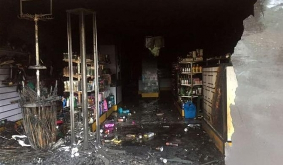 Lovers Bug in Elpitiya destroyed in arson attack