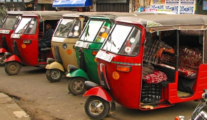 Three-wheelercharges to be reduced by Rs. 10!