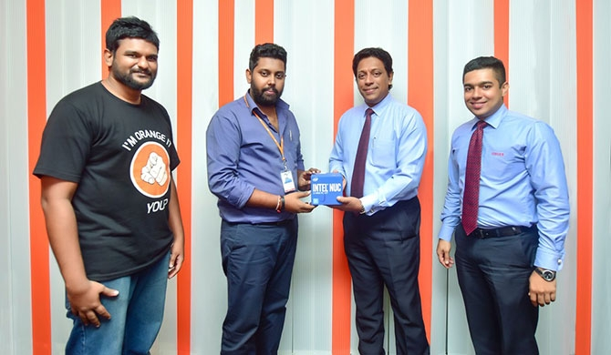 Singer Sri Lanka achieves largest Intel NUC sale in SL