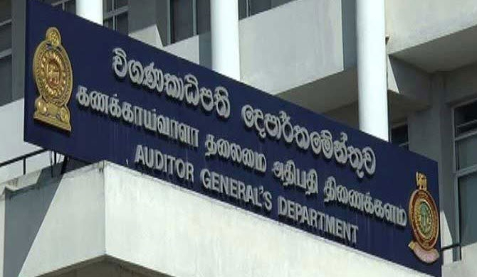 Auditor general's dept. in dilemma as chief is abroad