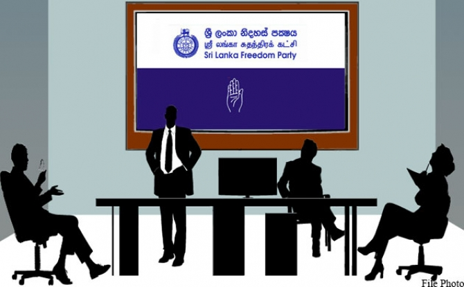 A SLFP group decides to become independent