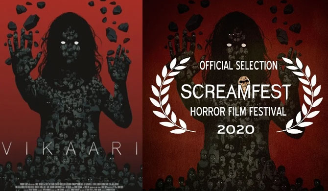Vikaari wins at L.A. Screamfest
