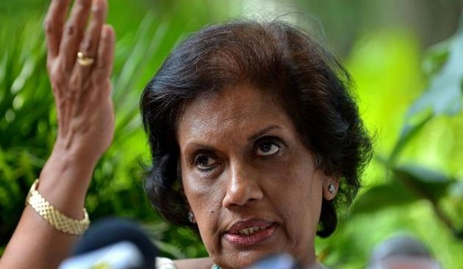Country's biggest thief was in my govt. - Chandrika