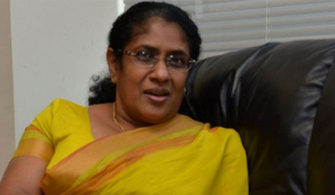 Over 650,000 cases piled up – Thalatha