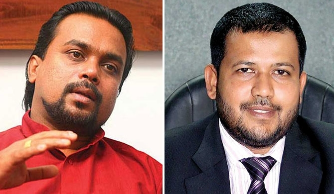 Rishad free : Wimal will have to resign from politics!