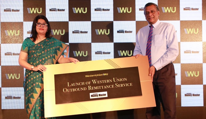 Western Union announces global money transfers from SL