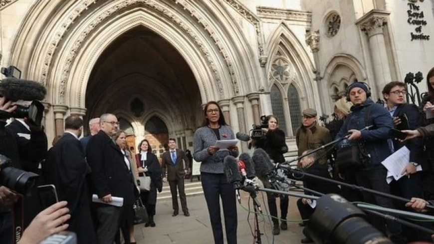 Brexit court defeat for UK govt