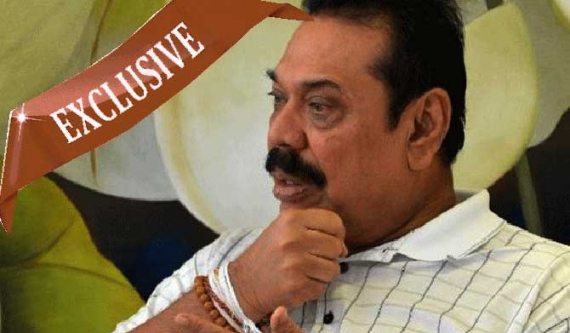 Mahinda warned against visiting US!