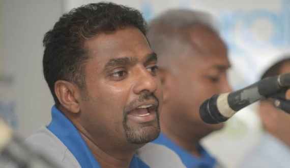 Politicians destroying SL cricket - Murali