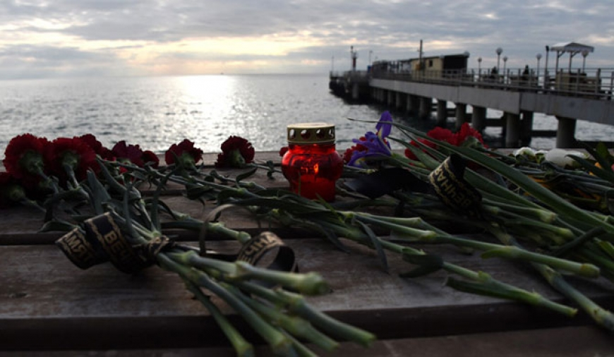 Black box of crashed Russian plane found
