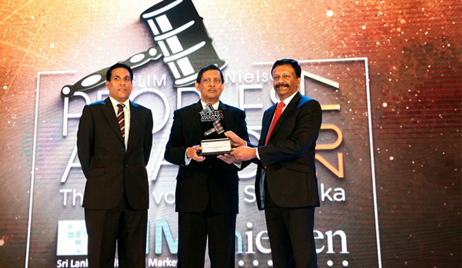 The Nation crowns LOLC as their Financial Services Provider