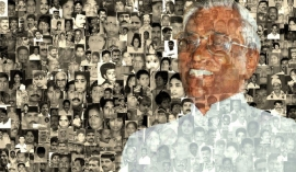 Sri Lanka's war 10 years on: Finding Father Francis