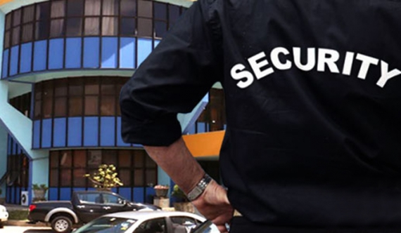 1,200 security guards at Water Board to lose jobs