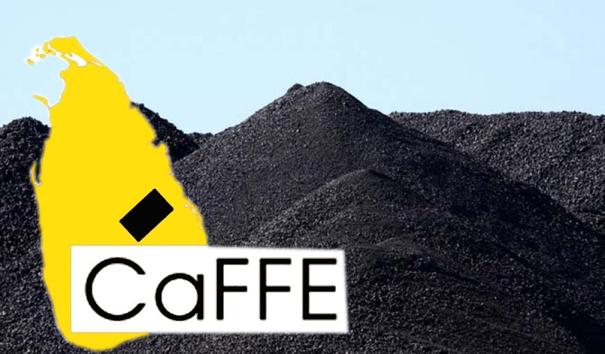 CaFFE urges president to stop coal tender
