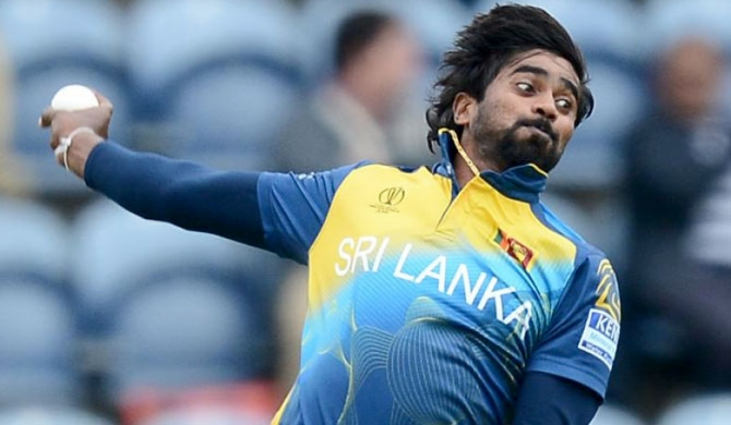 Nuwan Pradeep to miss South Africa match