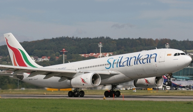 SriLankan Airlines cancels flights to Kuwait, China