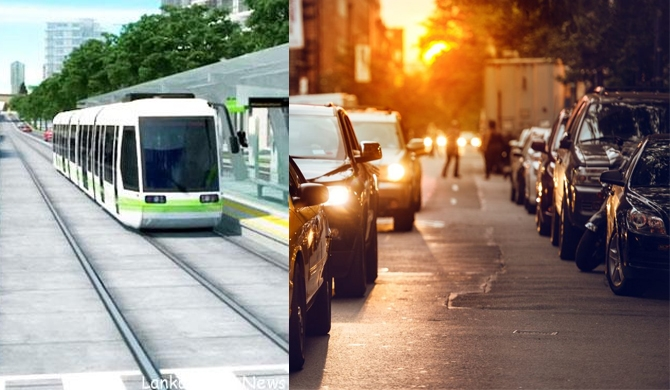Approval for 6 light rail transit roads