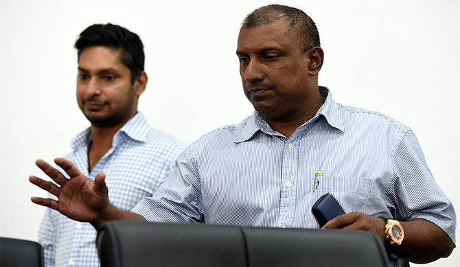 Aravinda too, joins in