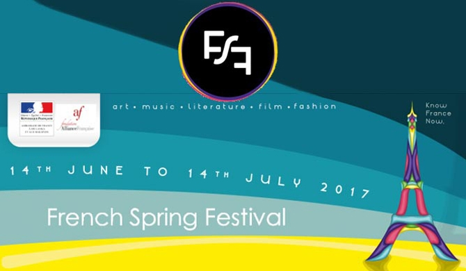 French Spring Festival 2017 next month