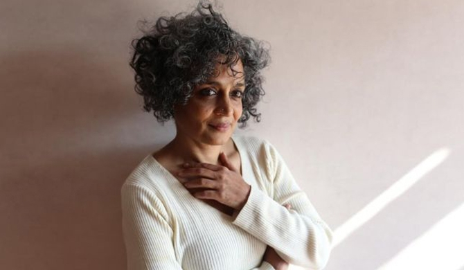 Arundhati Roy waited for 20 years to write her second novel