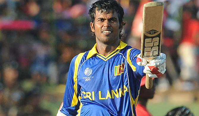 Tharanga to lead ODI team against B'desh