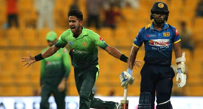 Pakistan beats SL to 2-0 lead