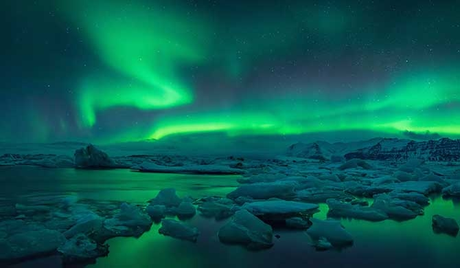 Witness the Northern Lights with NTB American Express