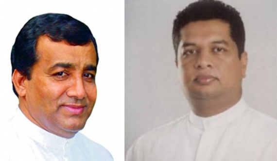 Two Dy. ministers become state ministers