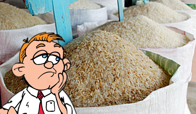 Islandwide rice shortage in the offing?