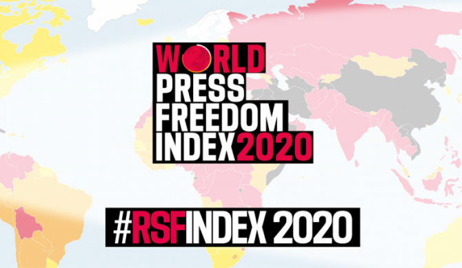 Media freedom further threatened by Covid-19 - RSF
