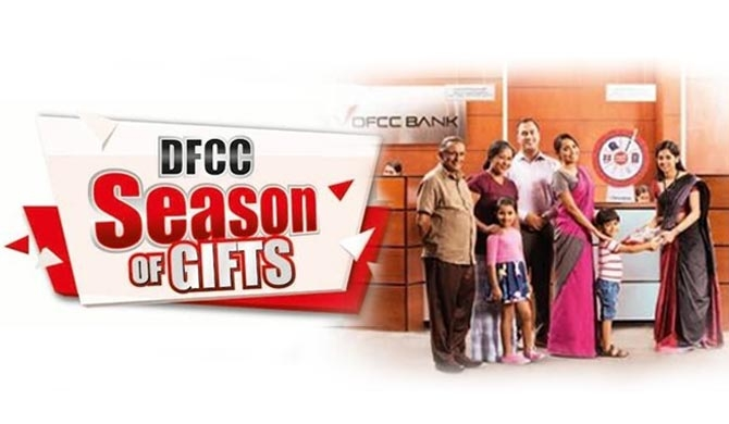 DFCC Bank's New Year 'Season of Gifts' launched