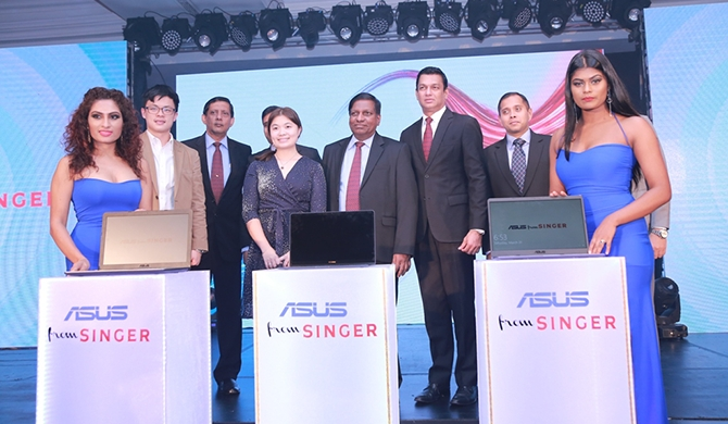ASUS partners with Singer Sri Lanka