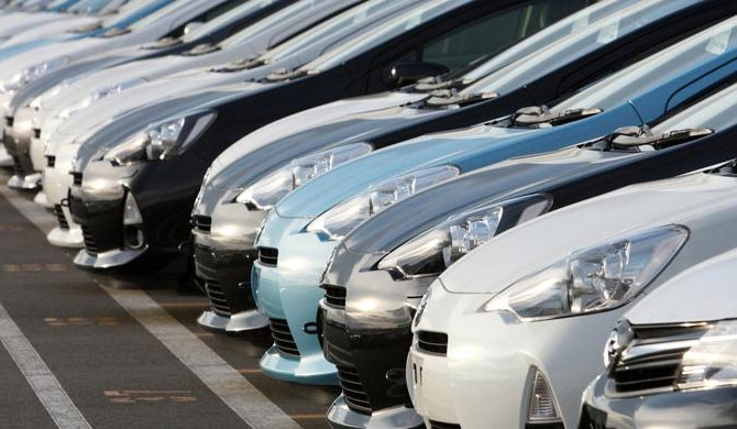 Import of vehicles reduced due to increased taxes