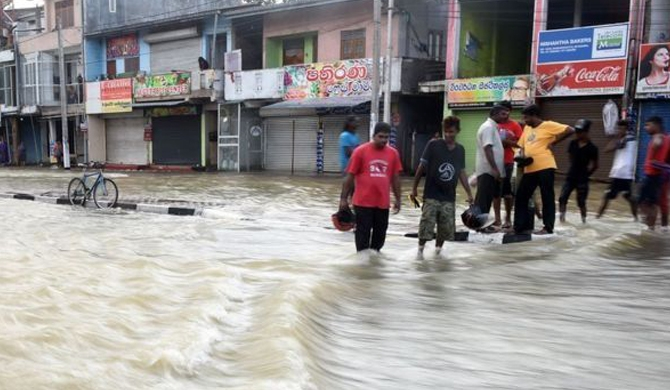 18 killed while visiting flood-affected areas