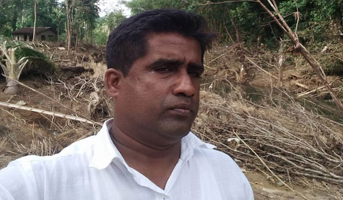 UNP organiser who tried to meet a minister 28 times